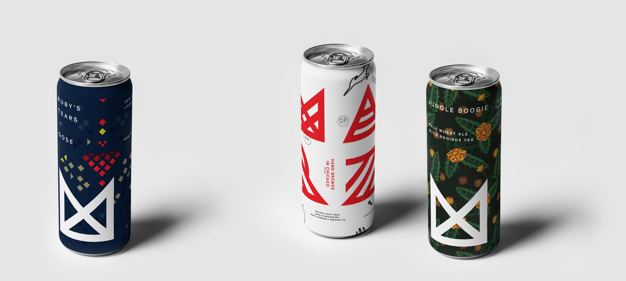 Beer & Branding: Marz Community Brewing