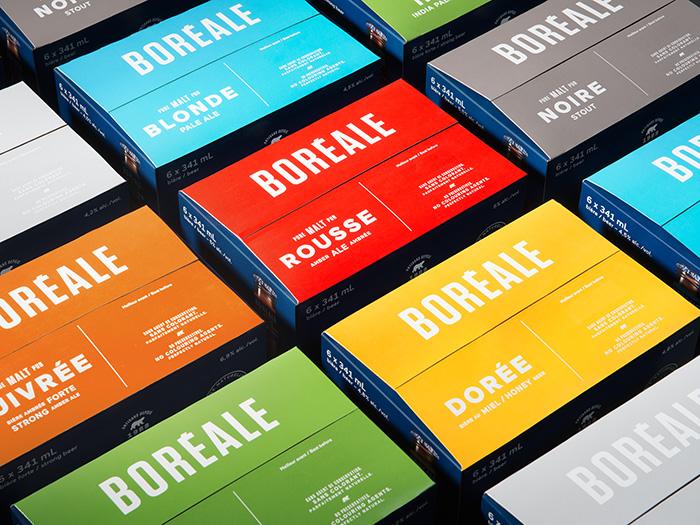 Beer & Branding: Boréale