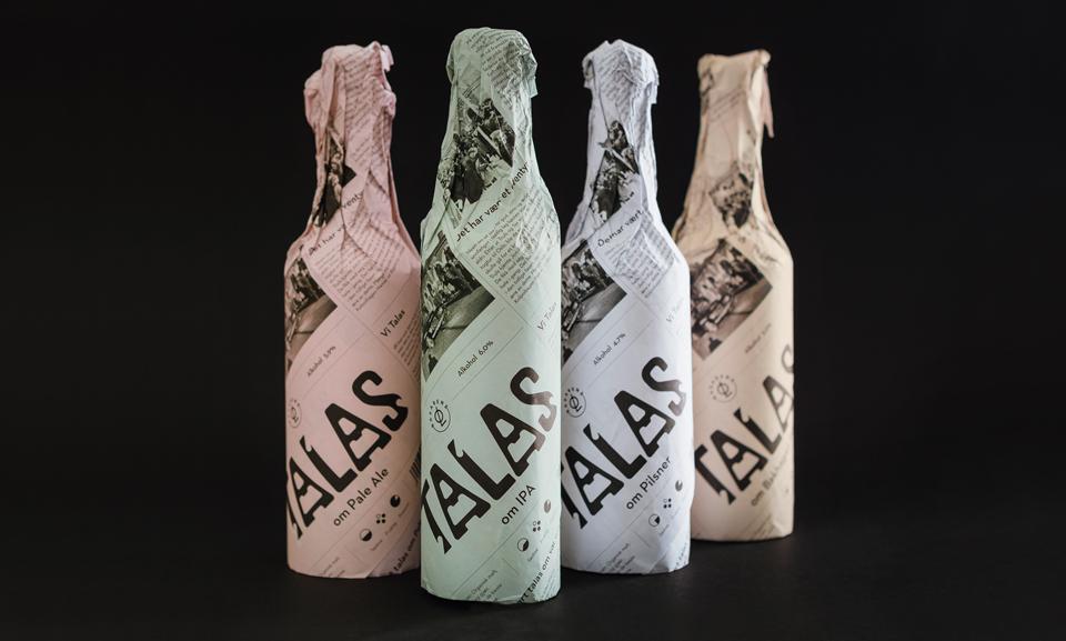Beer & Branding: TALAS