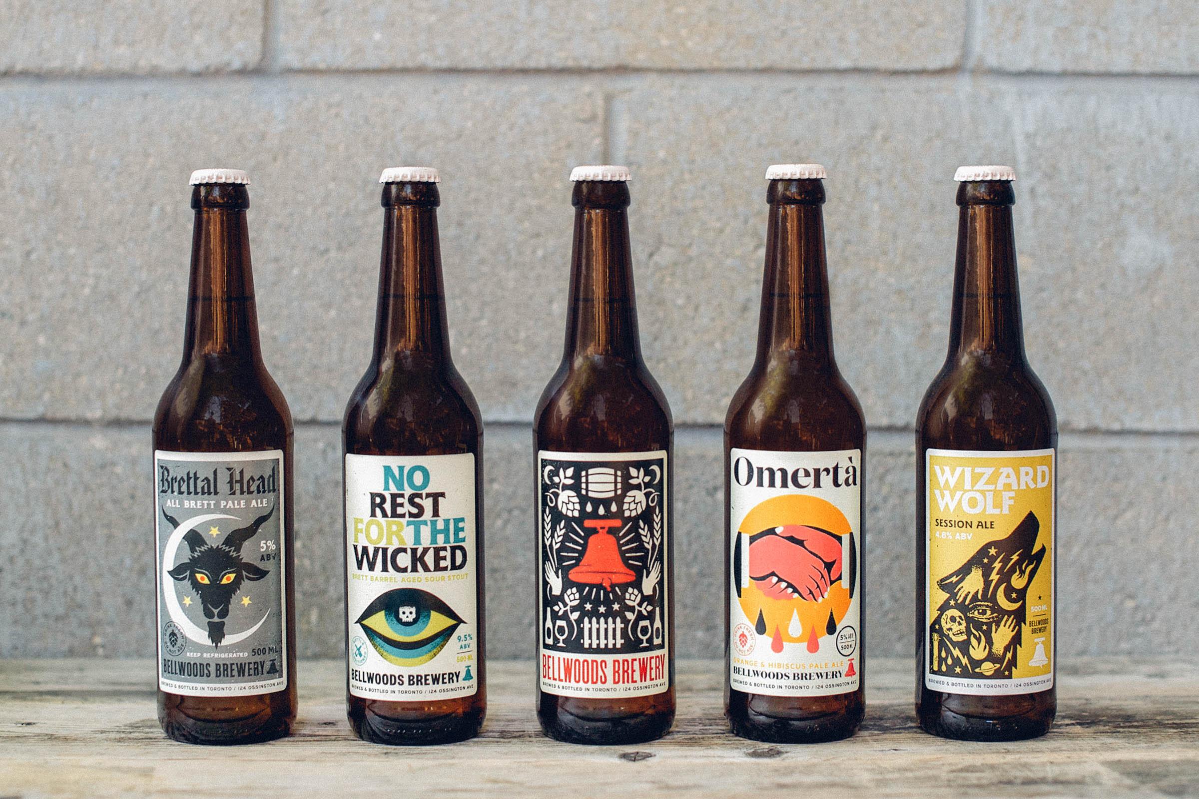 Beer & Branding: Bellwoods Brewery