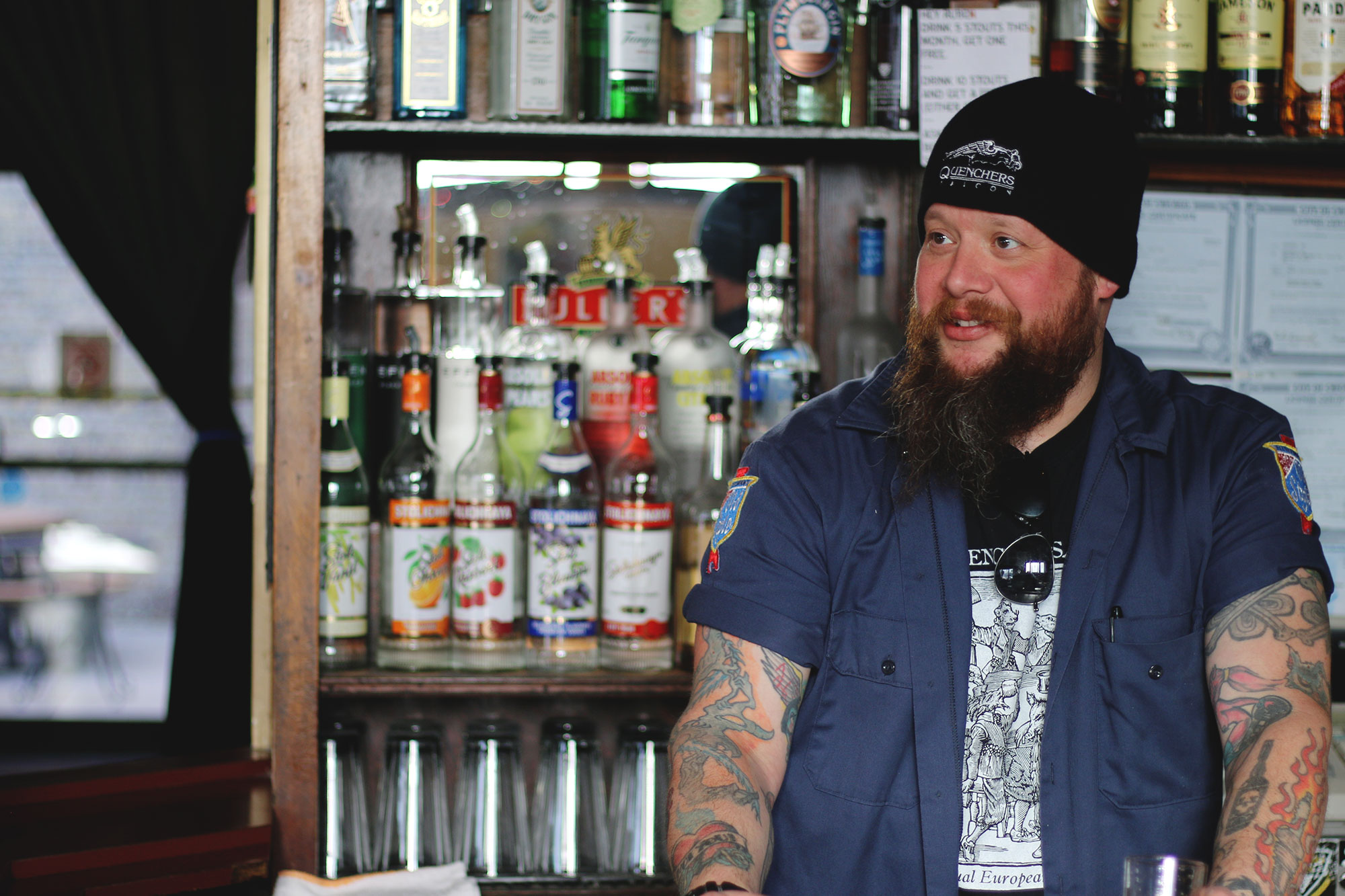 Buying In with Josh Hastert of Quenchers