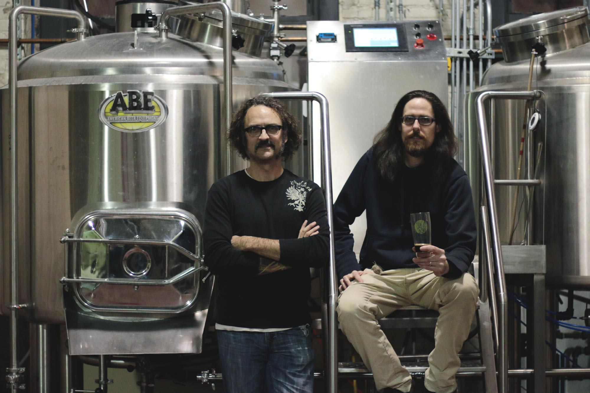 Chicago Bred: Dave Dahl & Kevin Lilly of Lo-Rez Brewing