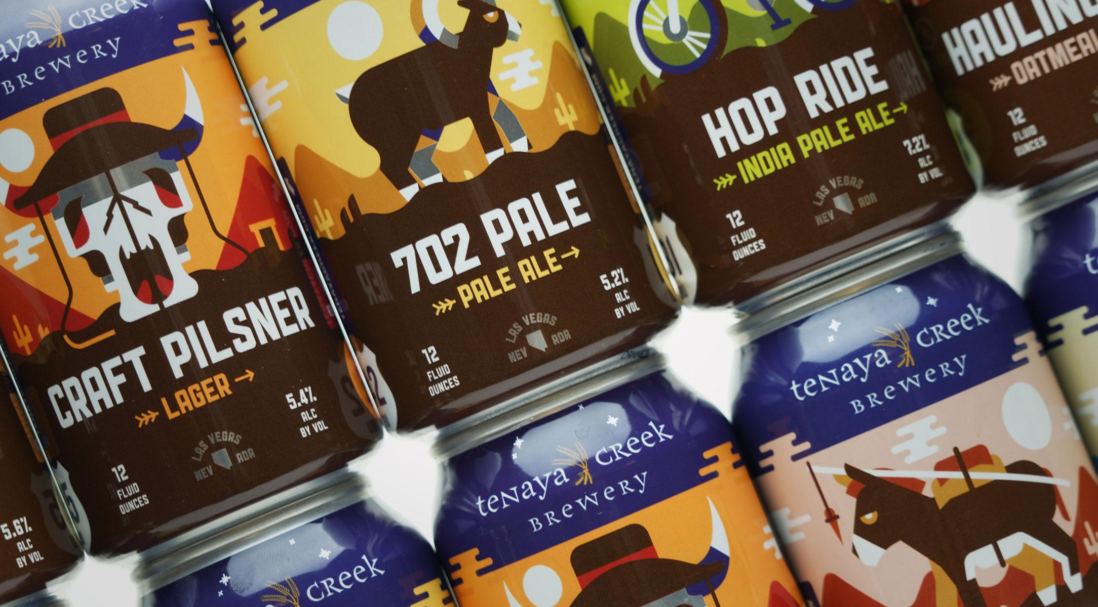 Beer & Branding: Tenaya Creek