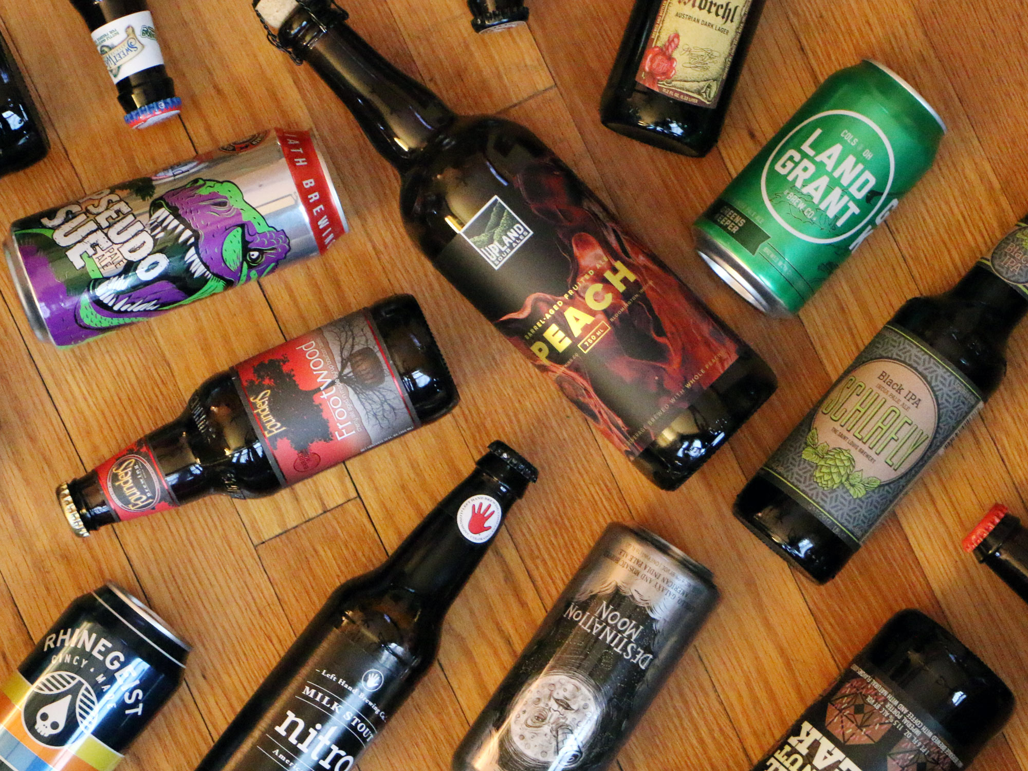 The Hop Reviews Vol. 10: A Monthly Beer Review