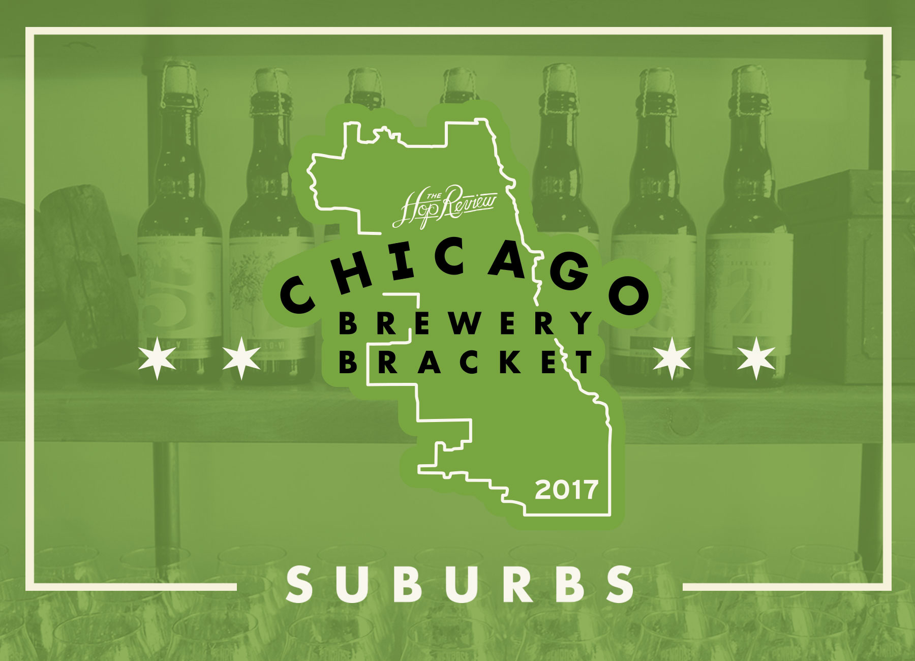 Chicago Brewery Bracket: Suburbs – Rd. 1