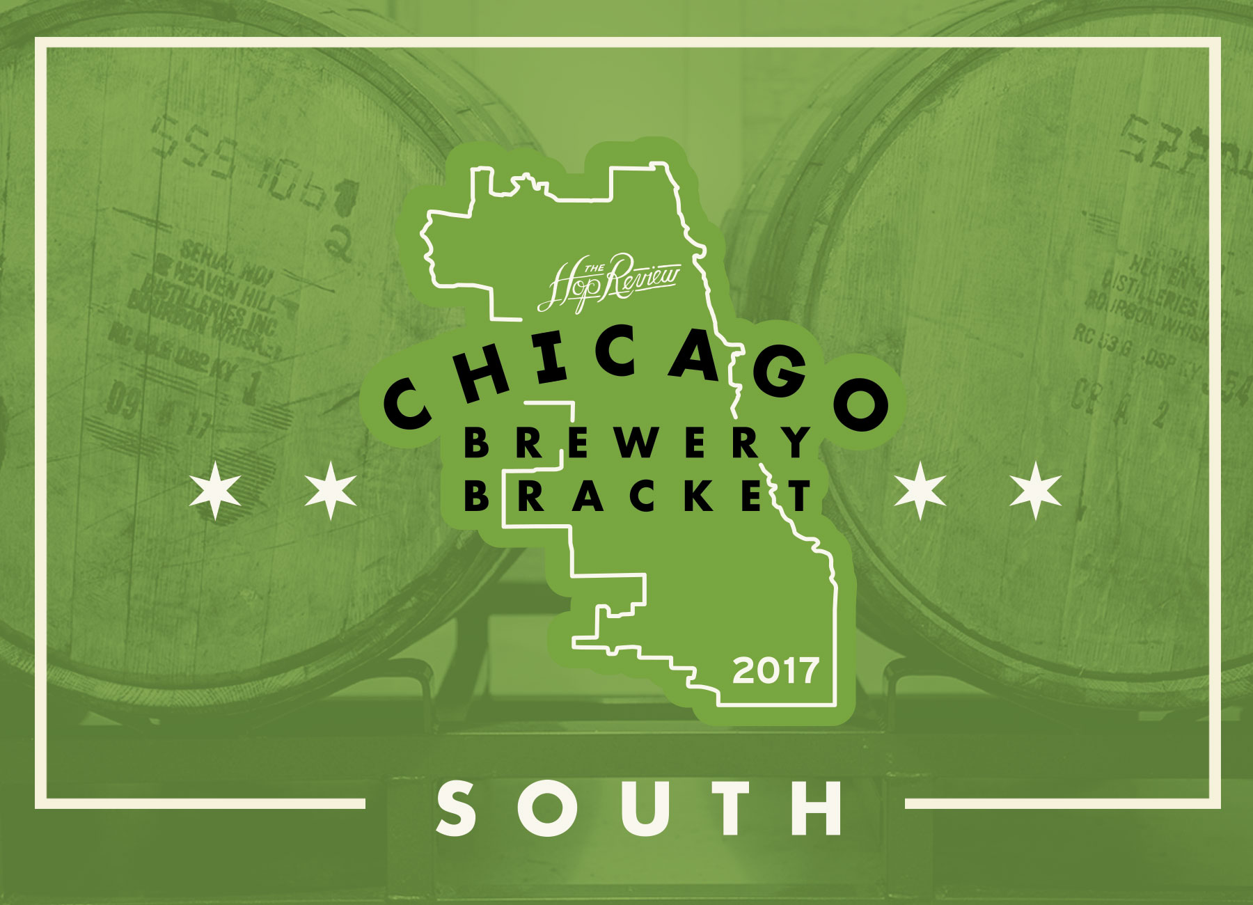 Chicago Brewery Bracket: South – Rd. 1
