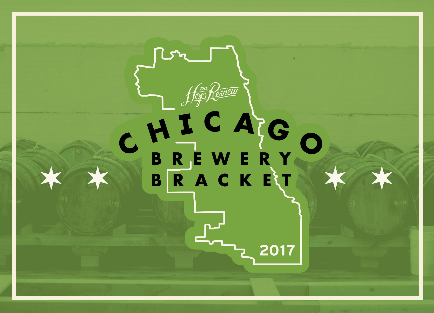 The Chicago Brewery Bracket 2017