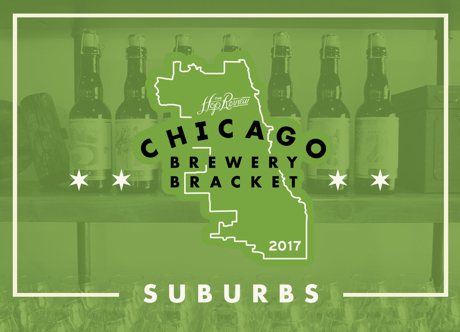 The Chicago Brewery Bracket: Suburbs – Rd. 2