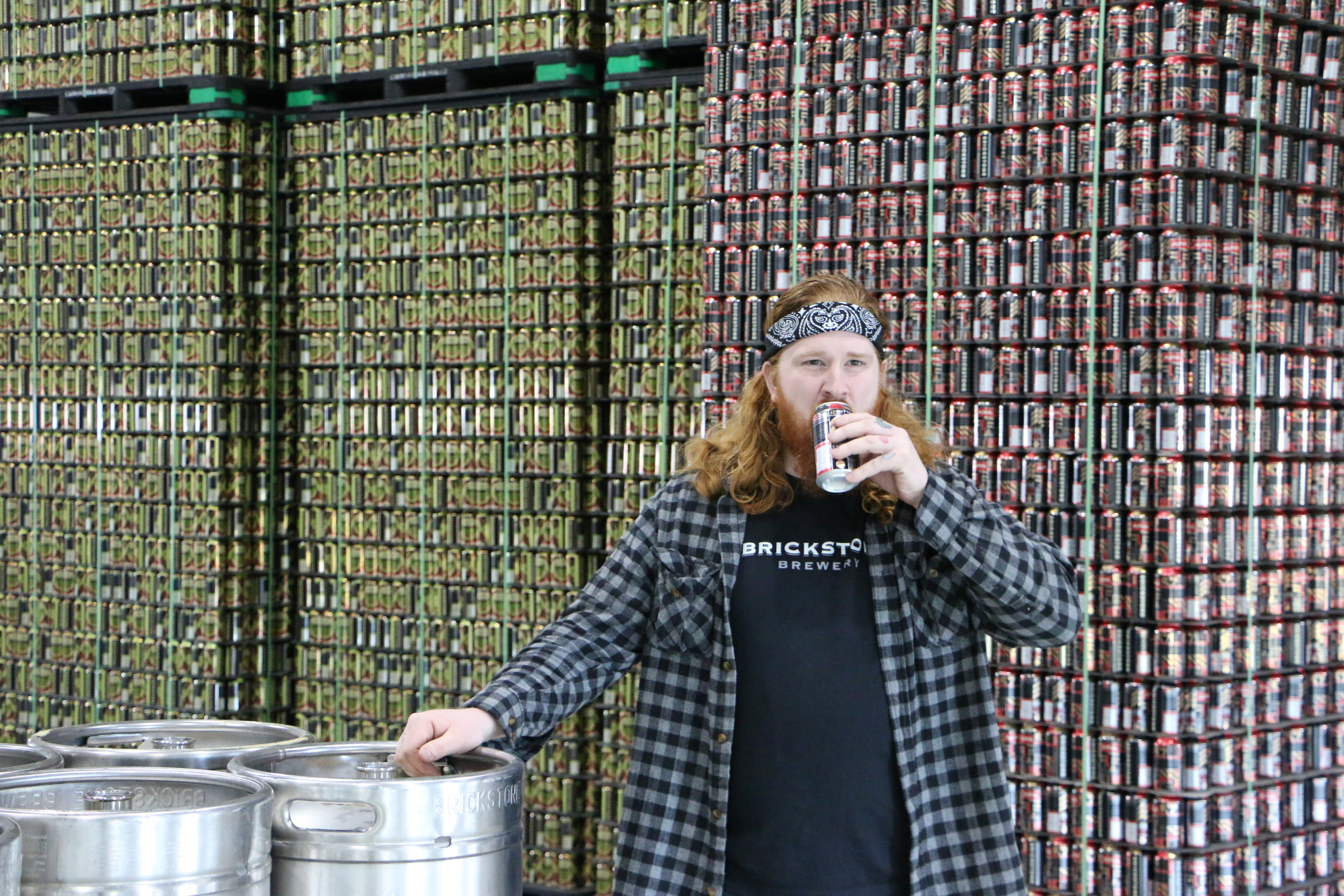 An Interview with Brickstone Brewery's Jack of All Trades