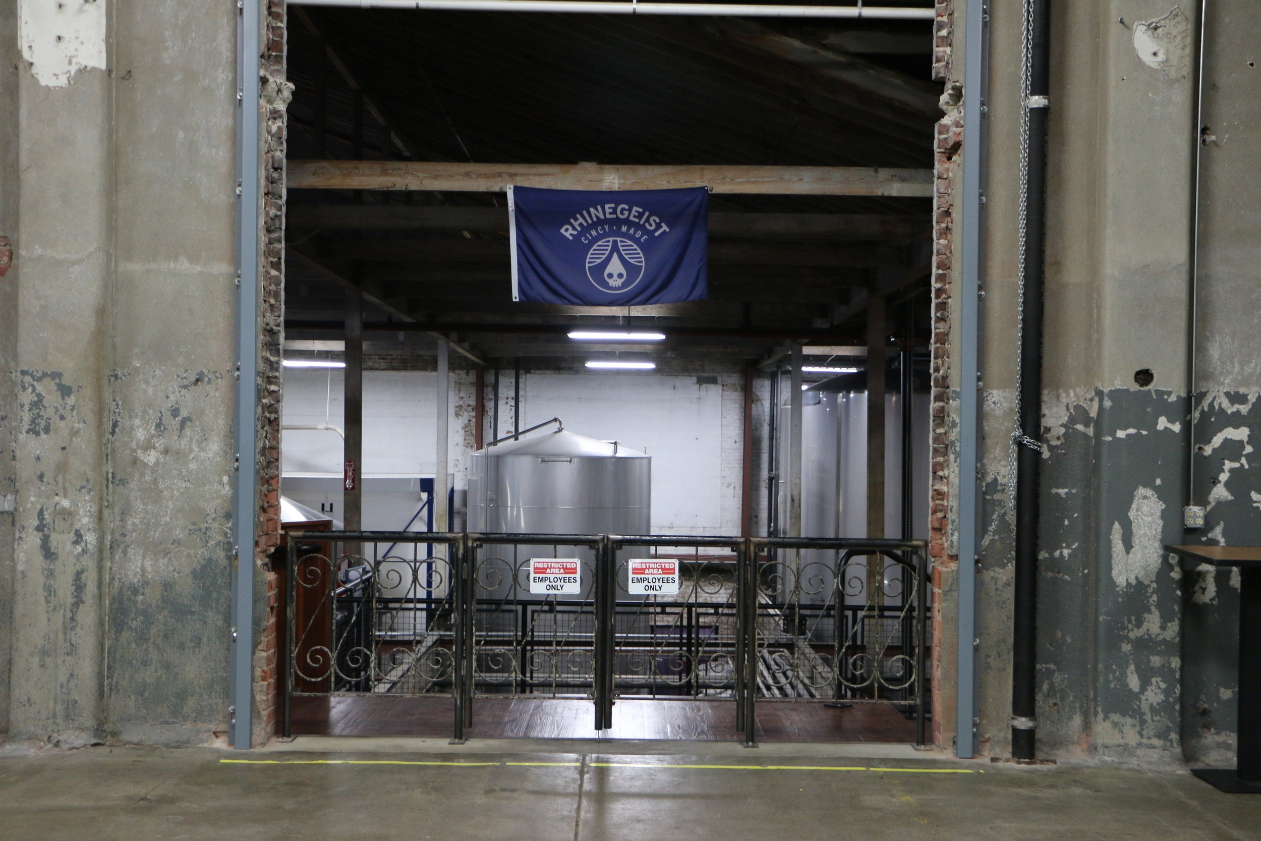 Authenticity & Awesomeness:Bryant Goulding of Rhinegeist Brewery