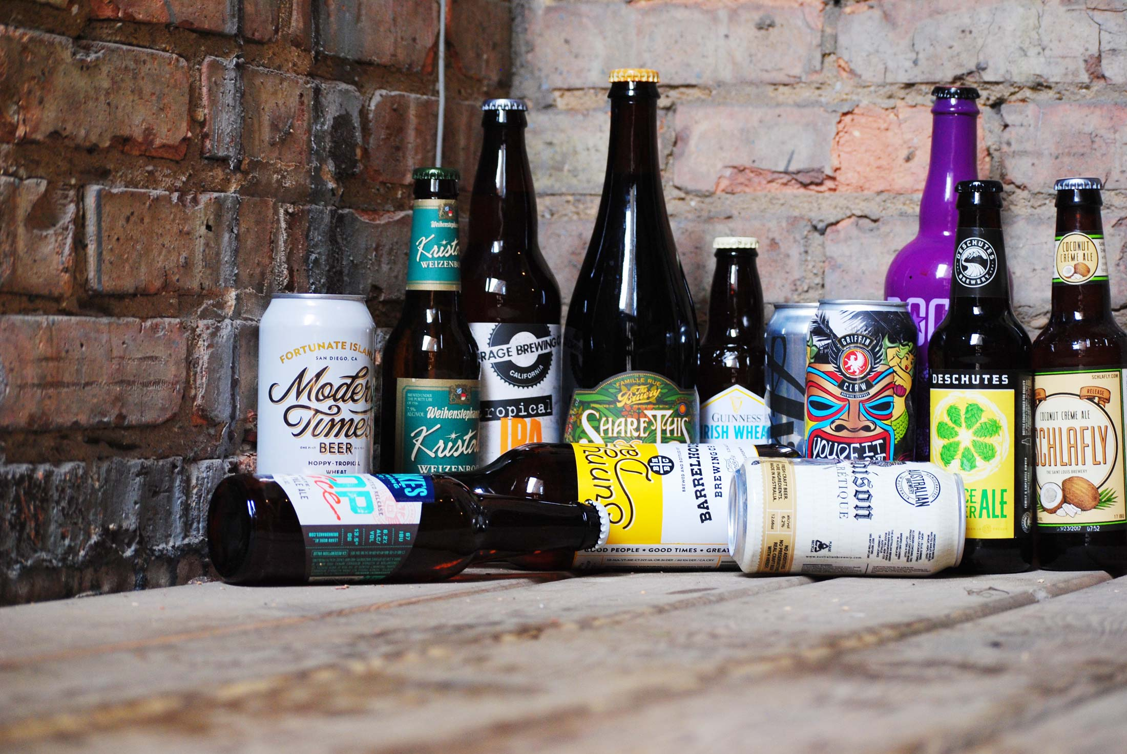 The Hop Reviews Vol. 12: A Monthly Beer Review