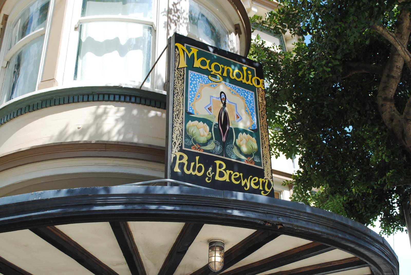 DETOUR: San, Francisco, CA – Magnolia Brewery