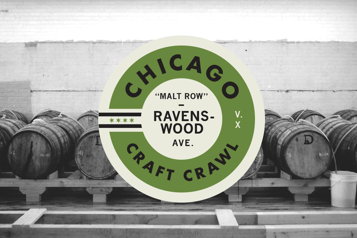 UPDATED: Chicago Craft Crawl #10: Malt Row