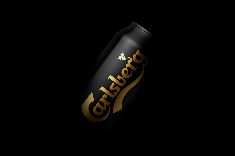 Beer & Branding: Carlsberg Black Gold