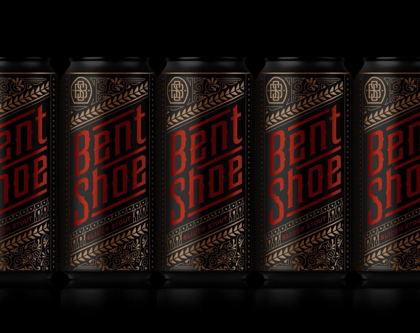 Beer & Branding: Bent Shoe Brewing