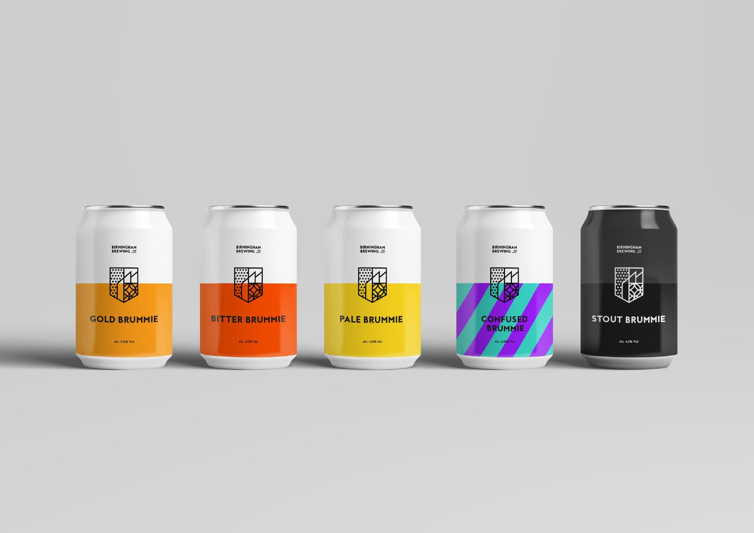 Beer & Branding: Birmingham Brewing Co.