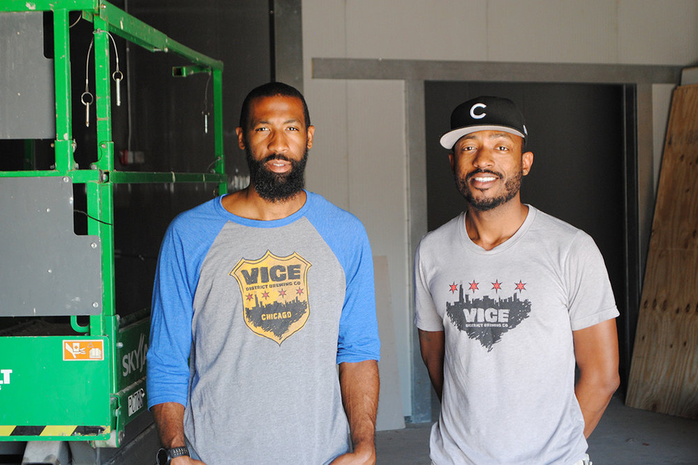 Founders Curtis Tarver & Quintin Cole