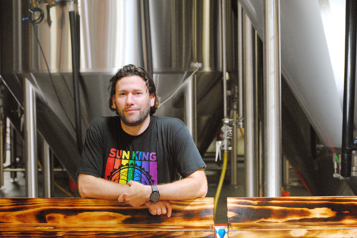 Here Comes The Sun: Clay Robinson of Sun King Brewery