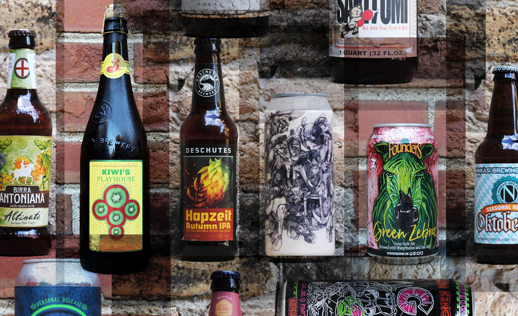 The Hop Reviews Vol. 16:A September Beer Review