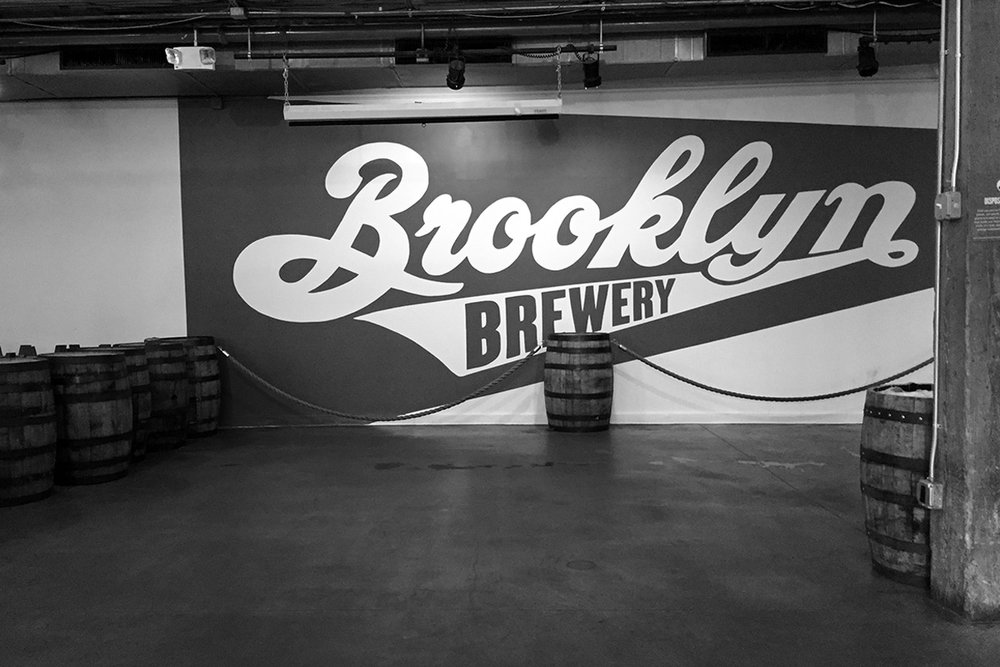 Photos from THR's 2016 visit to Brooklyn Brewery.