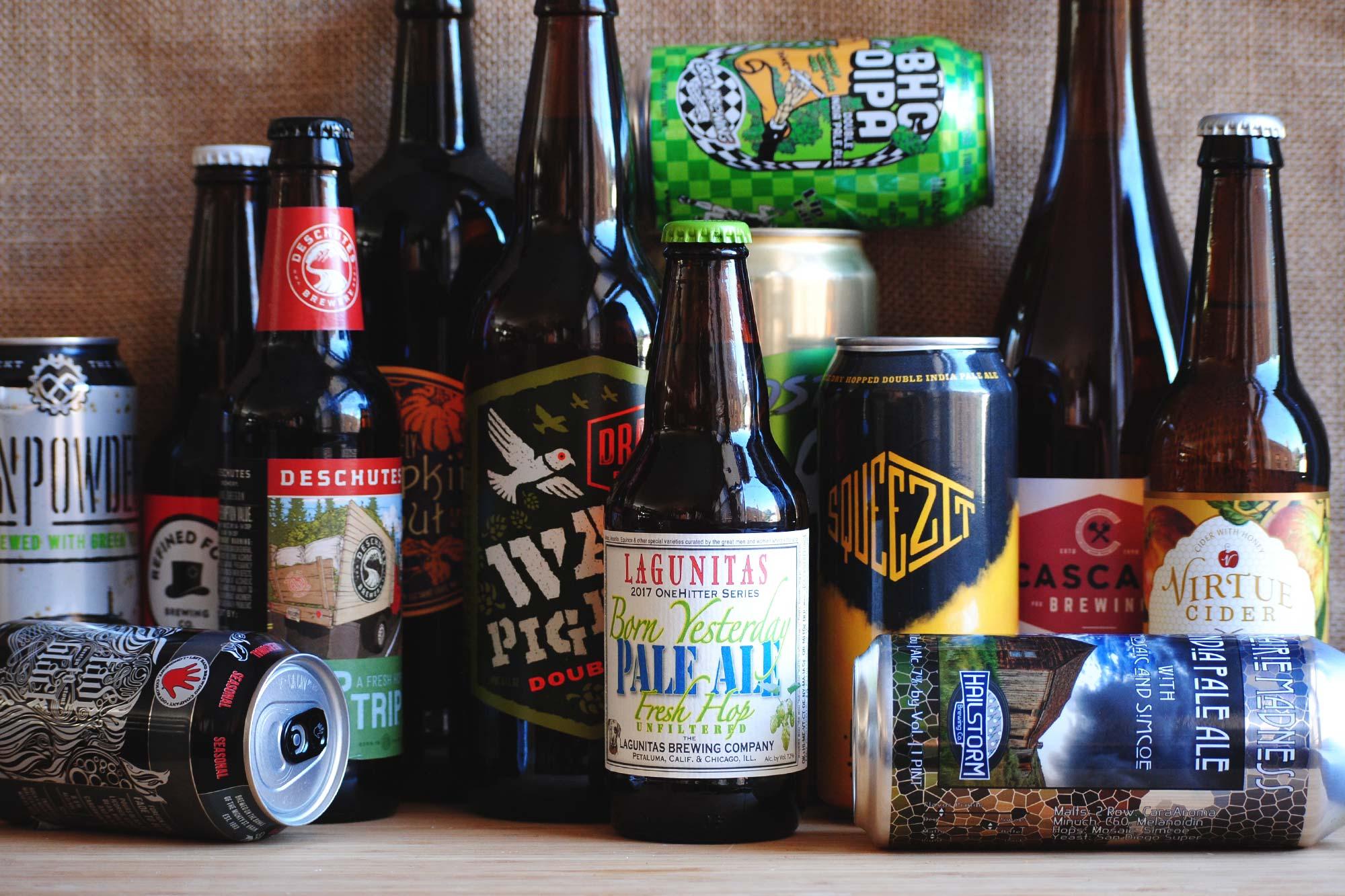 The Hop Reviews Vol. 18:A November Beer Review