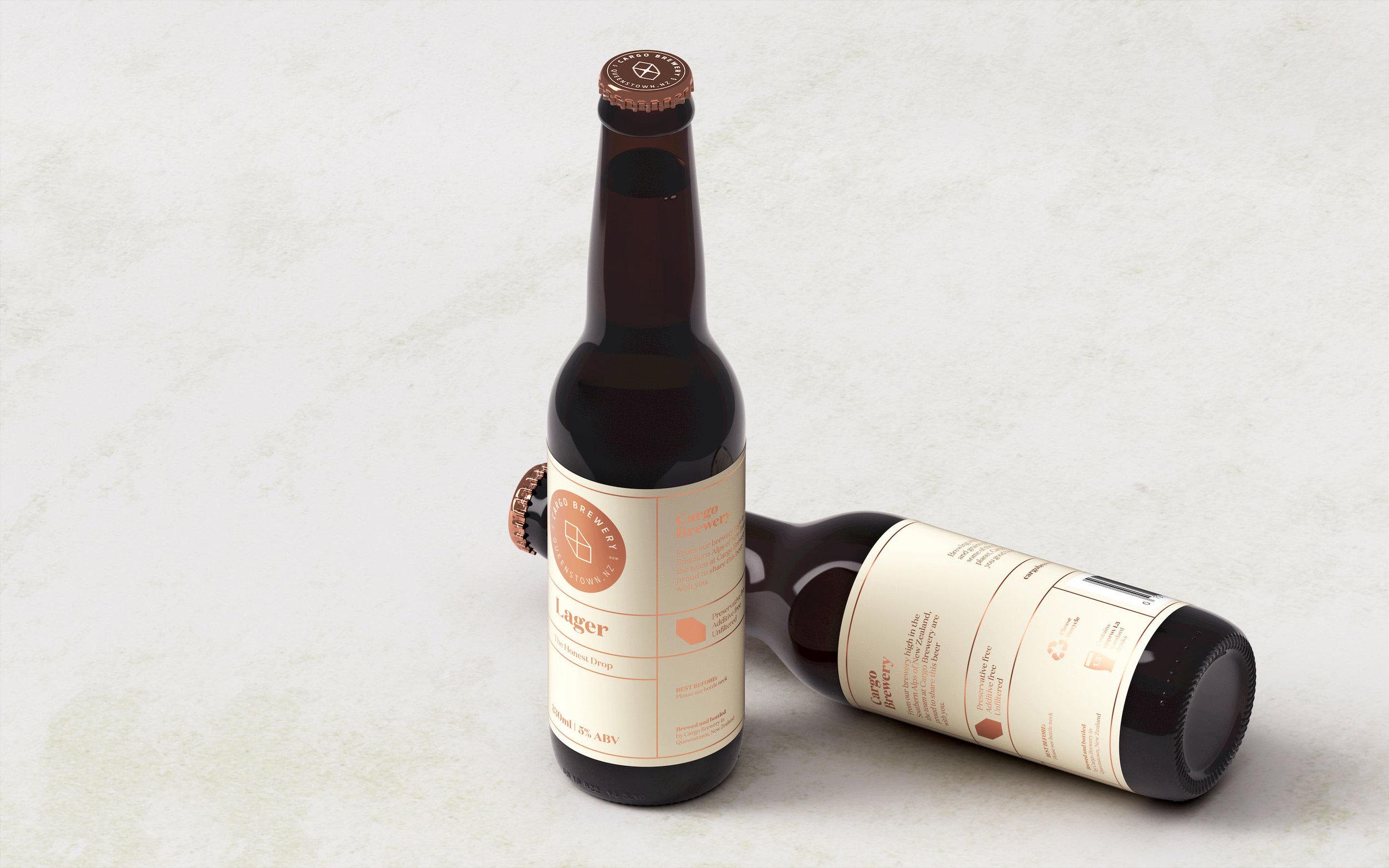 Beer & Branding: Cargo Brewery