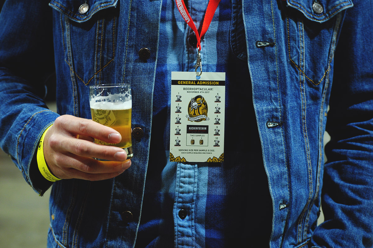 THR's Top Beers from BeerHoptacular 2017