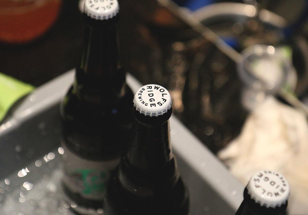 Columbus, Ohio's Wolf's Ridge Brewing brought plenty of wild beer surprises.