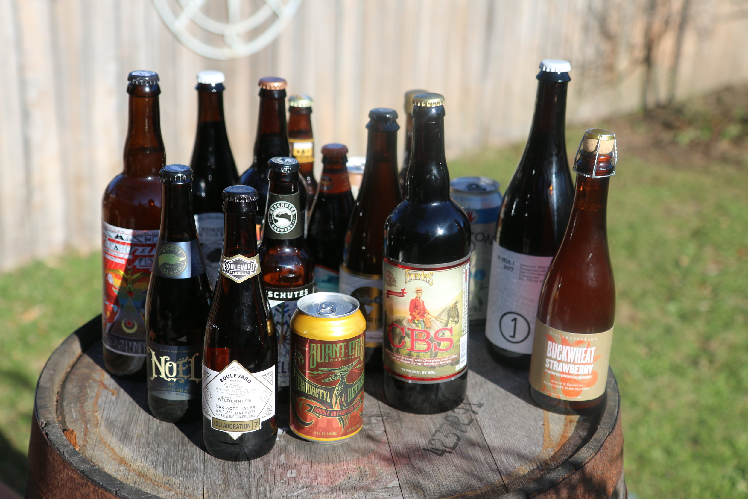 The Hop Reviews Vol. 19: A December Beer Review