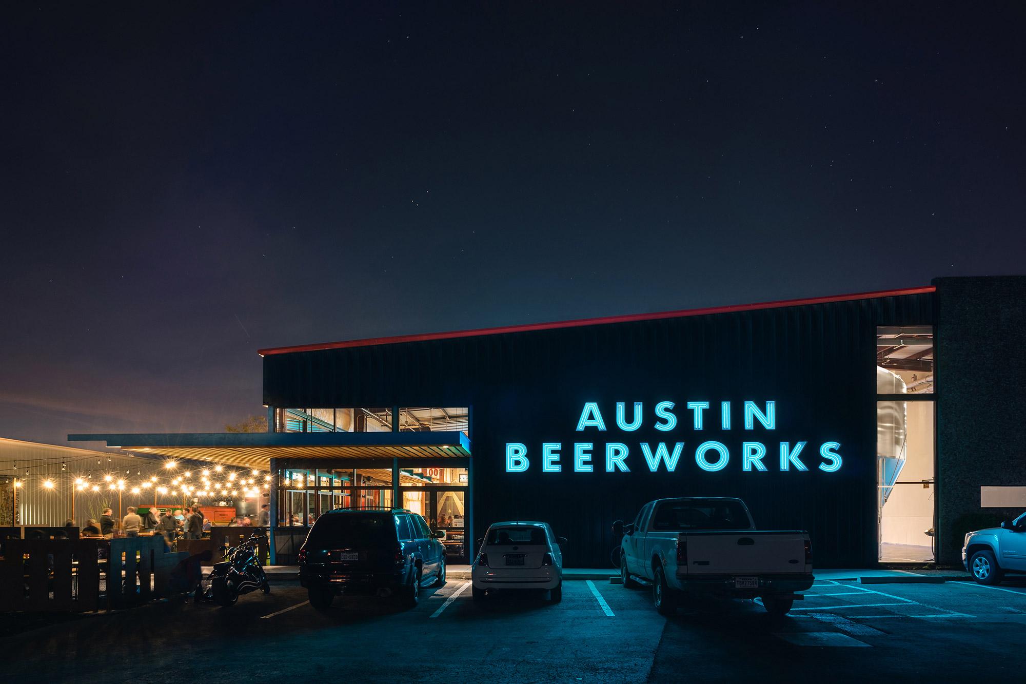 Beer & Branding: Austin Beerworks