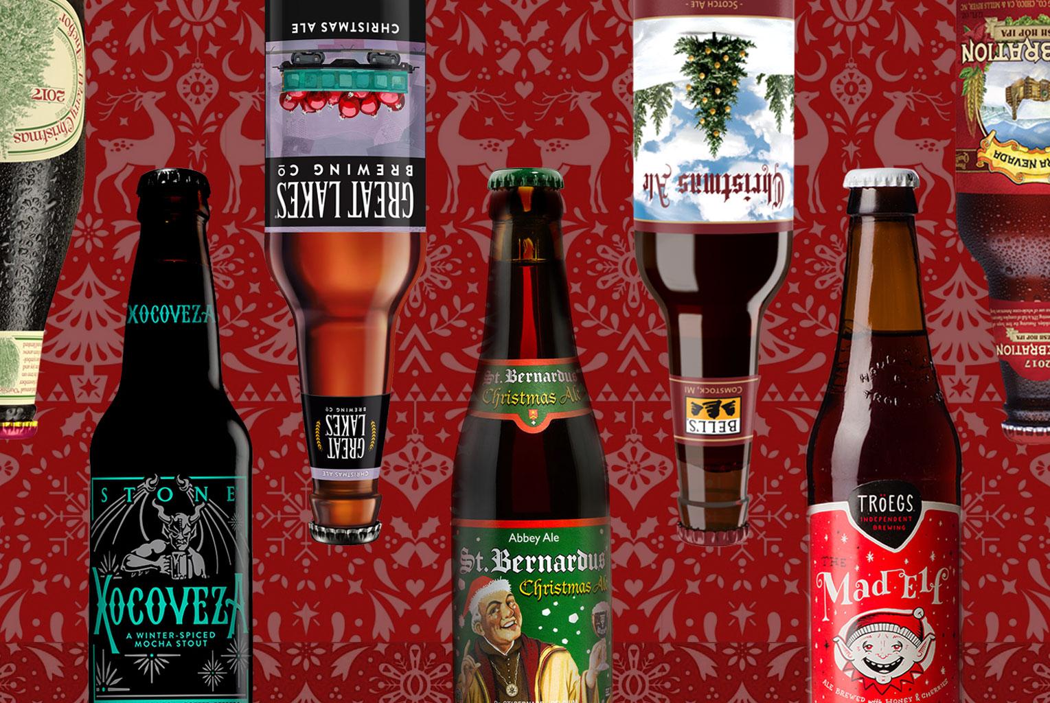 THR's 12 Essential Beers of Christmas