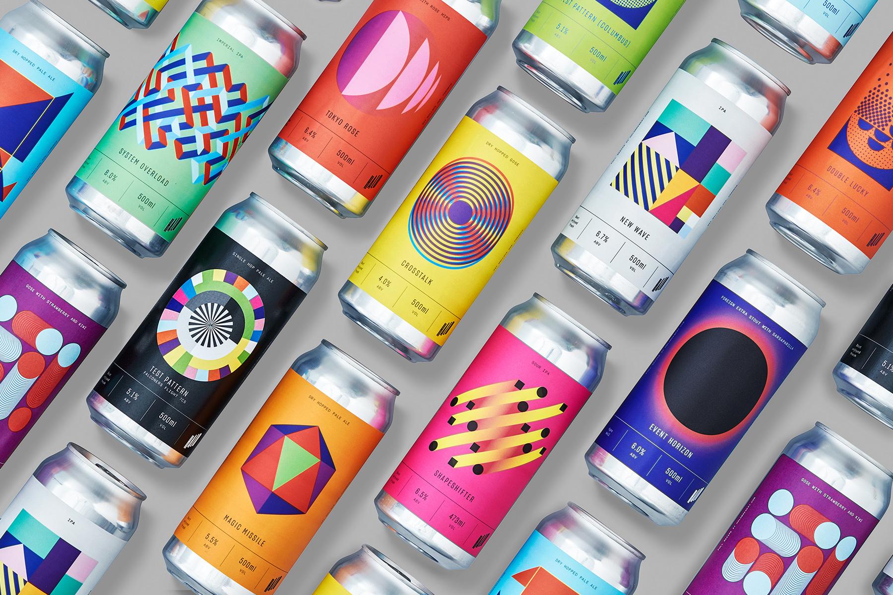 Beer & Branding: Halo Brewery