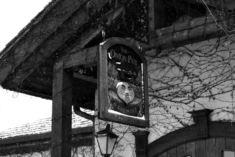 Wild Onion's original brewpub, in Lake Barrington, Illinois