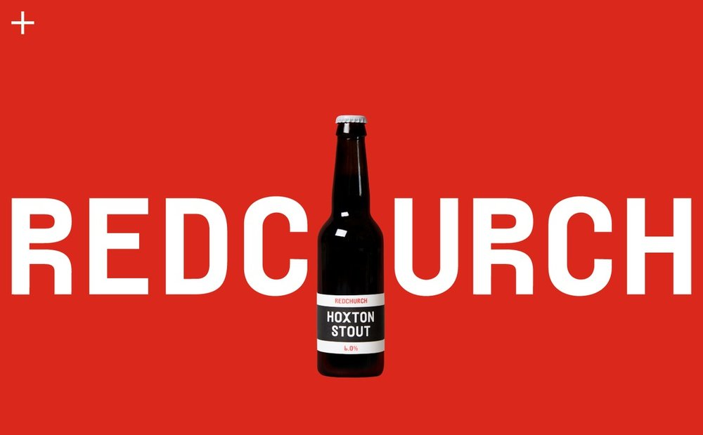 Redchurch.beer landing page & animation, below.