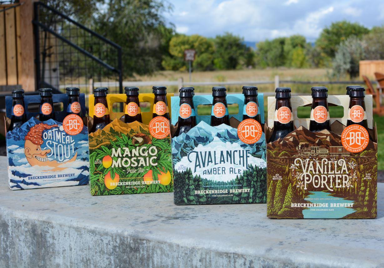 Beer & Branding: Breckenridge Brewery
