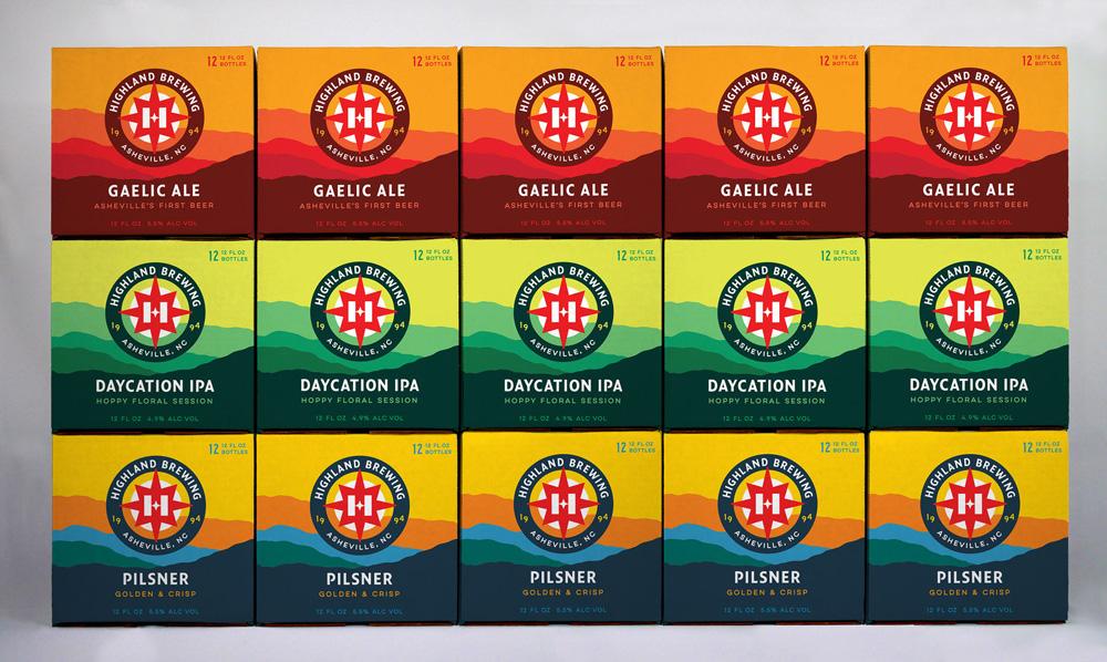 Beer & Branding: Highland Brewing