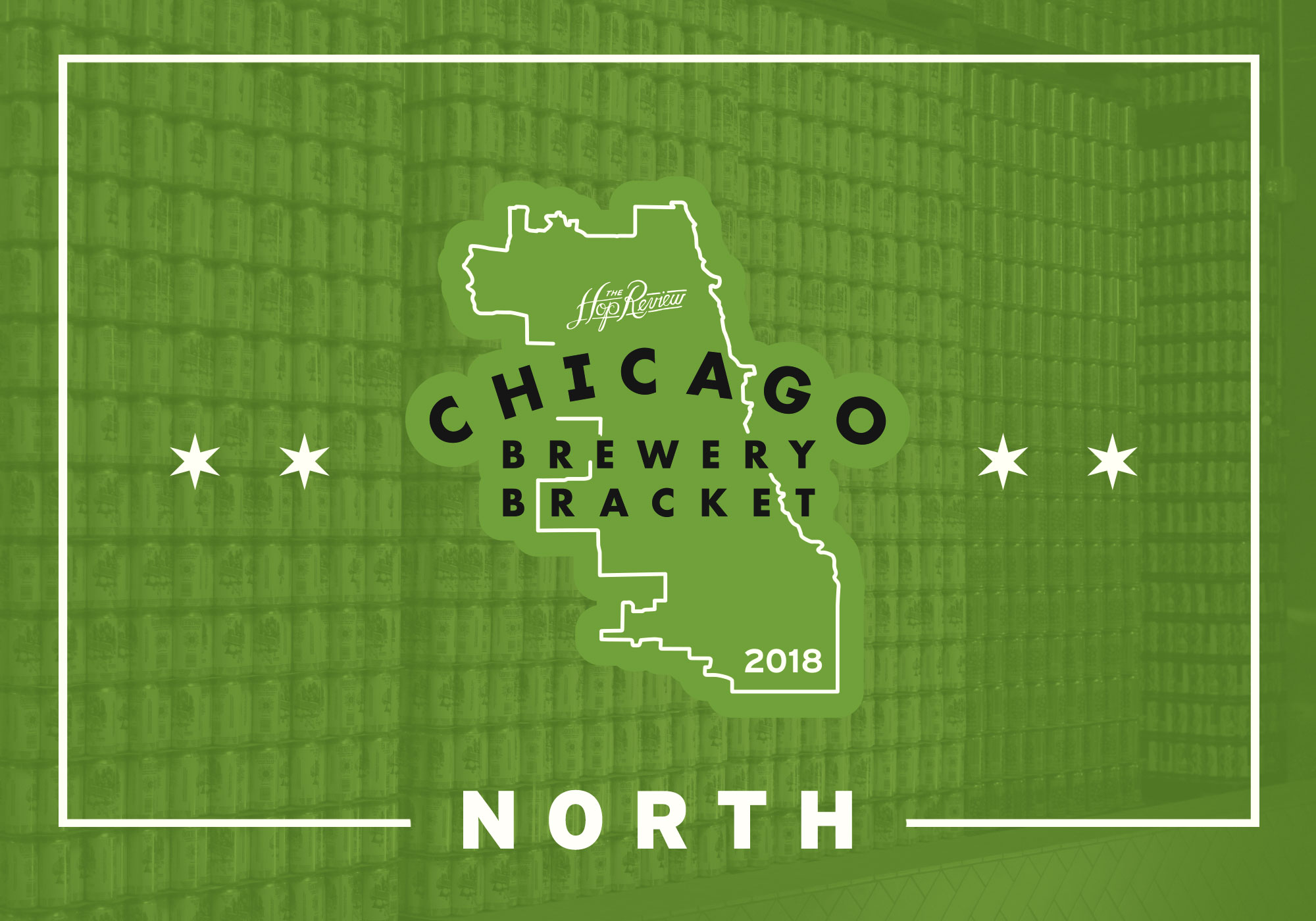 2018 Chicago Brewery Bracket: North – Rd. 1