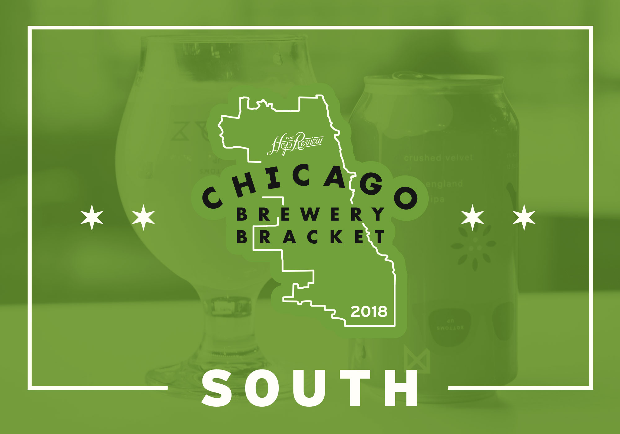 2018 Chicago Brewery Bracket: South – Rd. 1