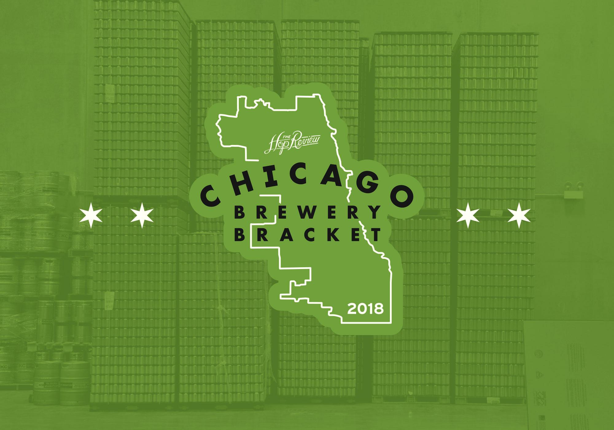 THR's 2018 Chicago Brewery Bracket