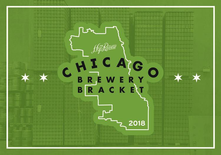 2018 Chicago Brewery Bracket: Sweet 16