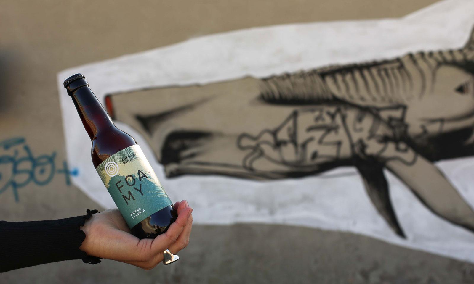 Beer & Branding: Podere La Berta