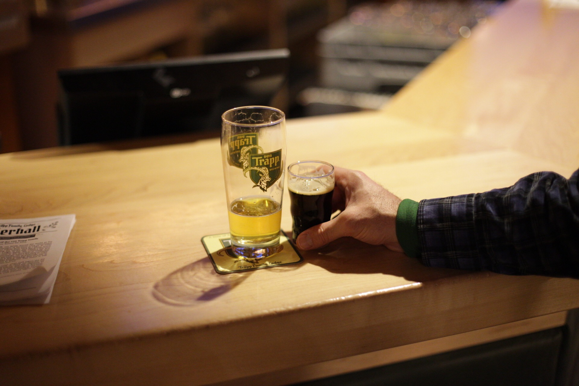 Detour: Stowe, VT – von Trapp Brewing