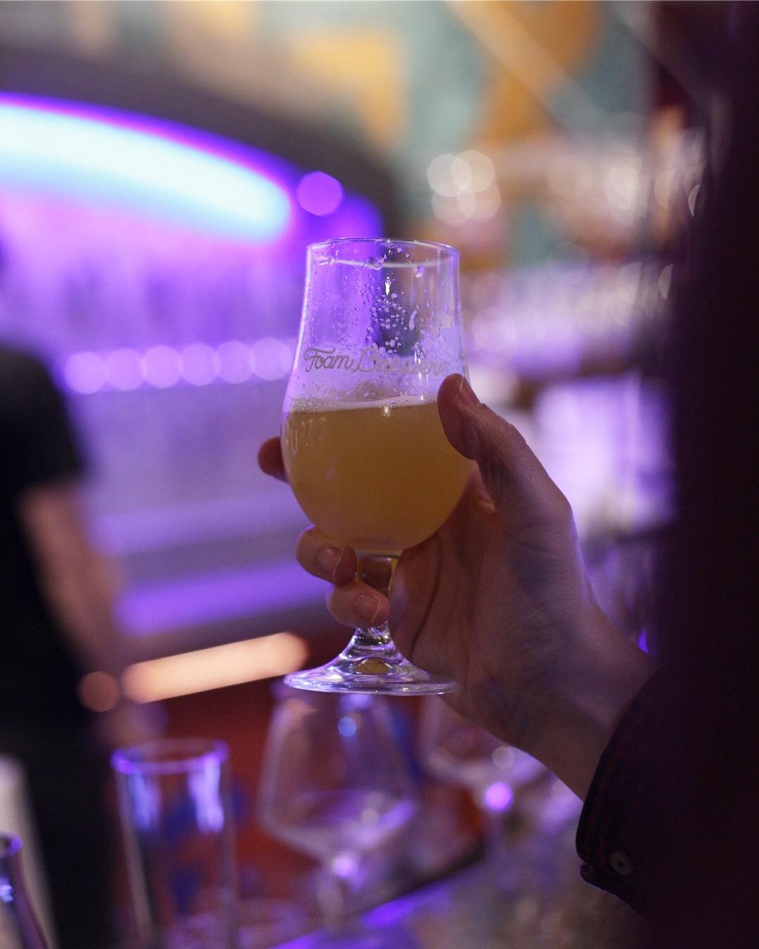 DETOUR: Burlington, VT – Foam Brewers