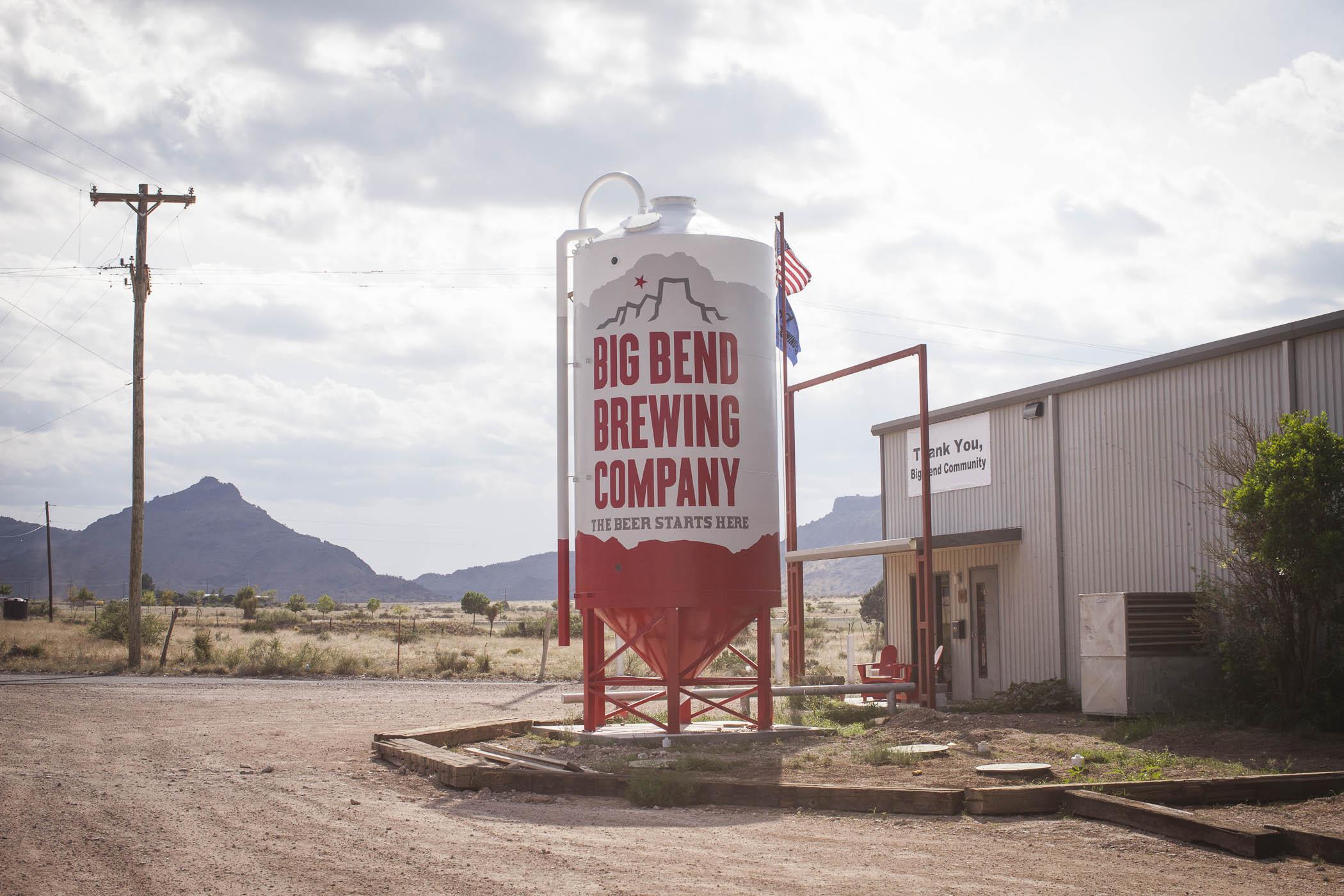 DETOUR: Alpine, TX – Big Bend Brewing Co.