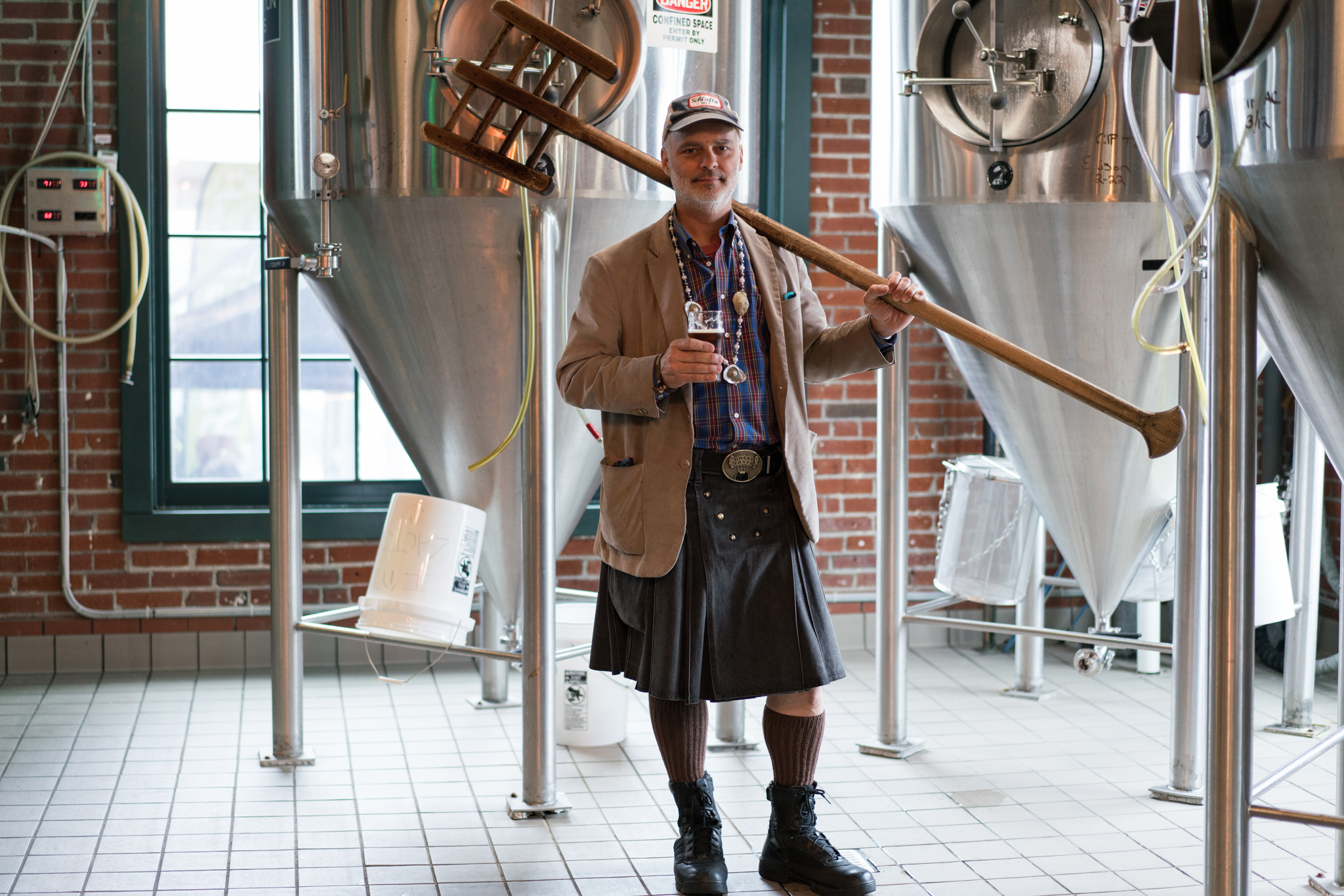 The Story of Schlafly's Colorful Stephen Hale