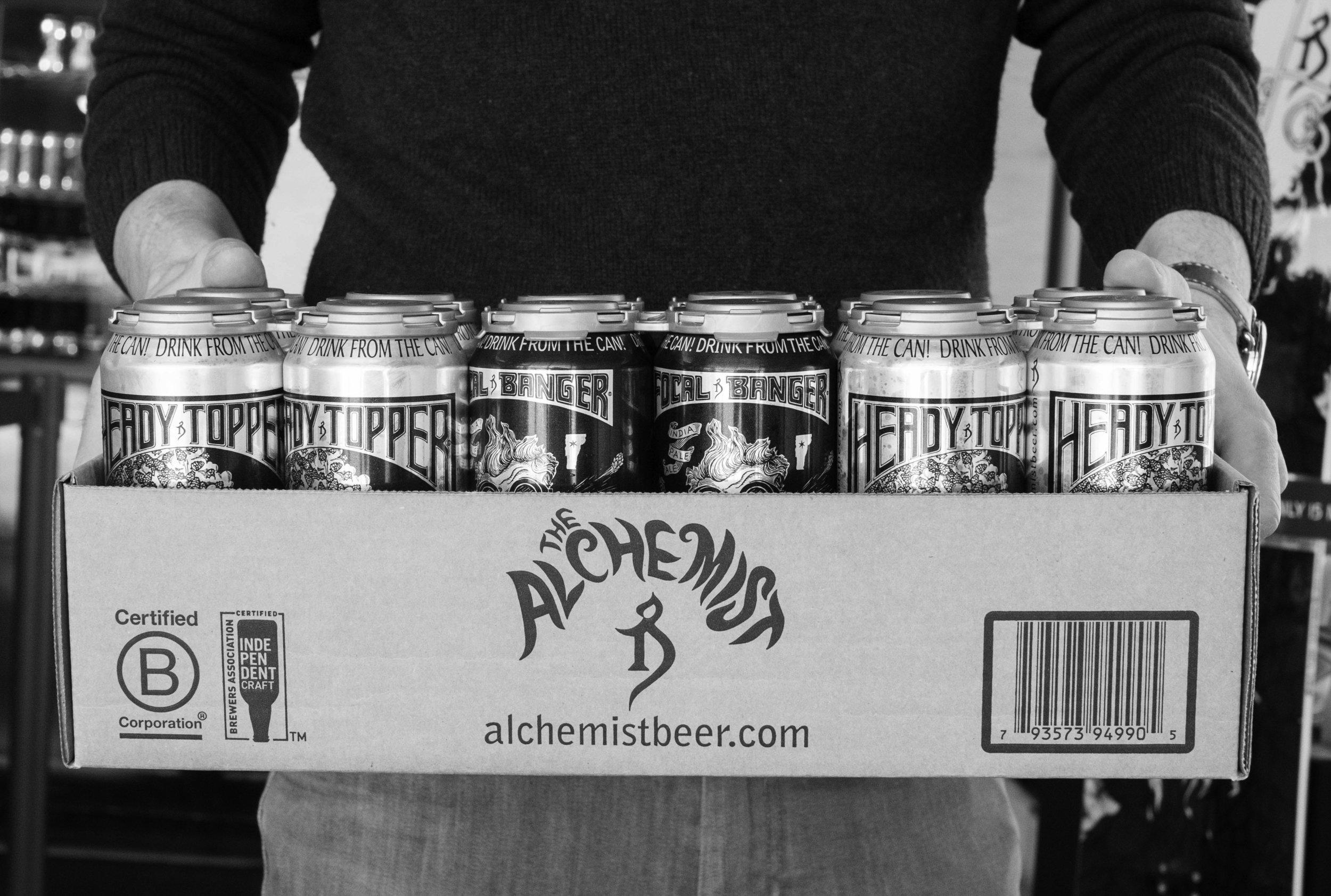 DETOUR: Stowe, VT – The Alchemist