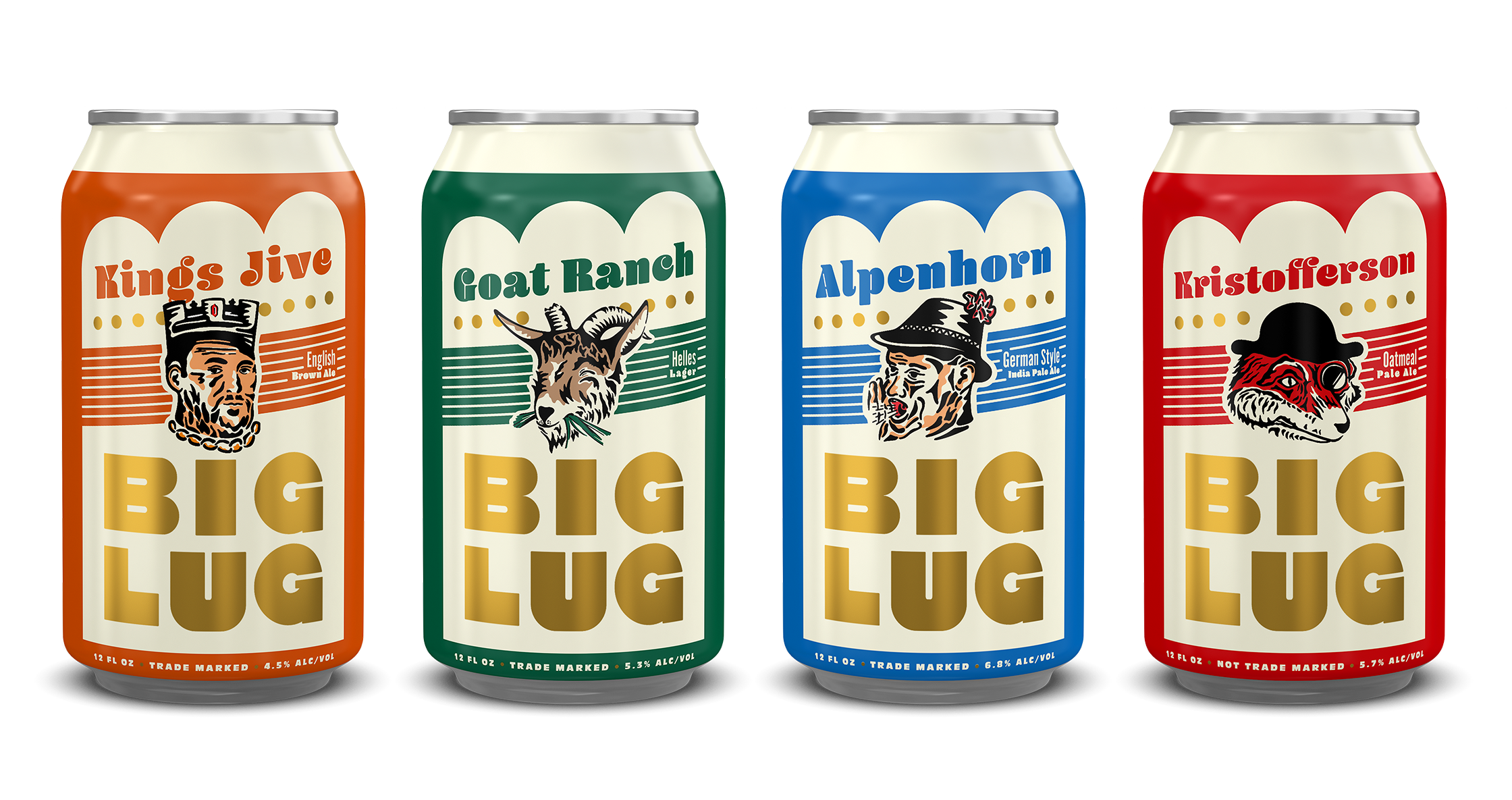UPDATED – Beer & Branding: Big Lug Cans