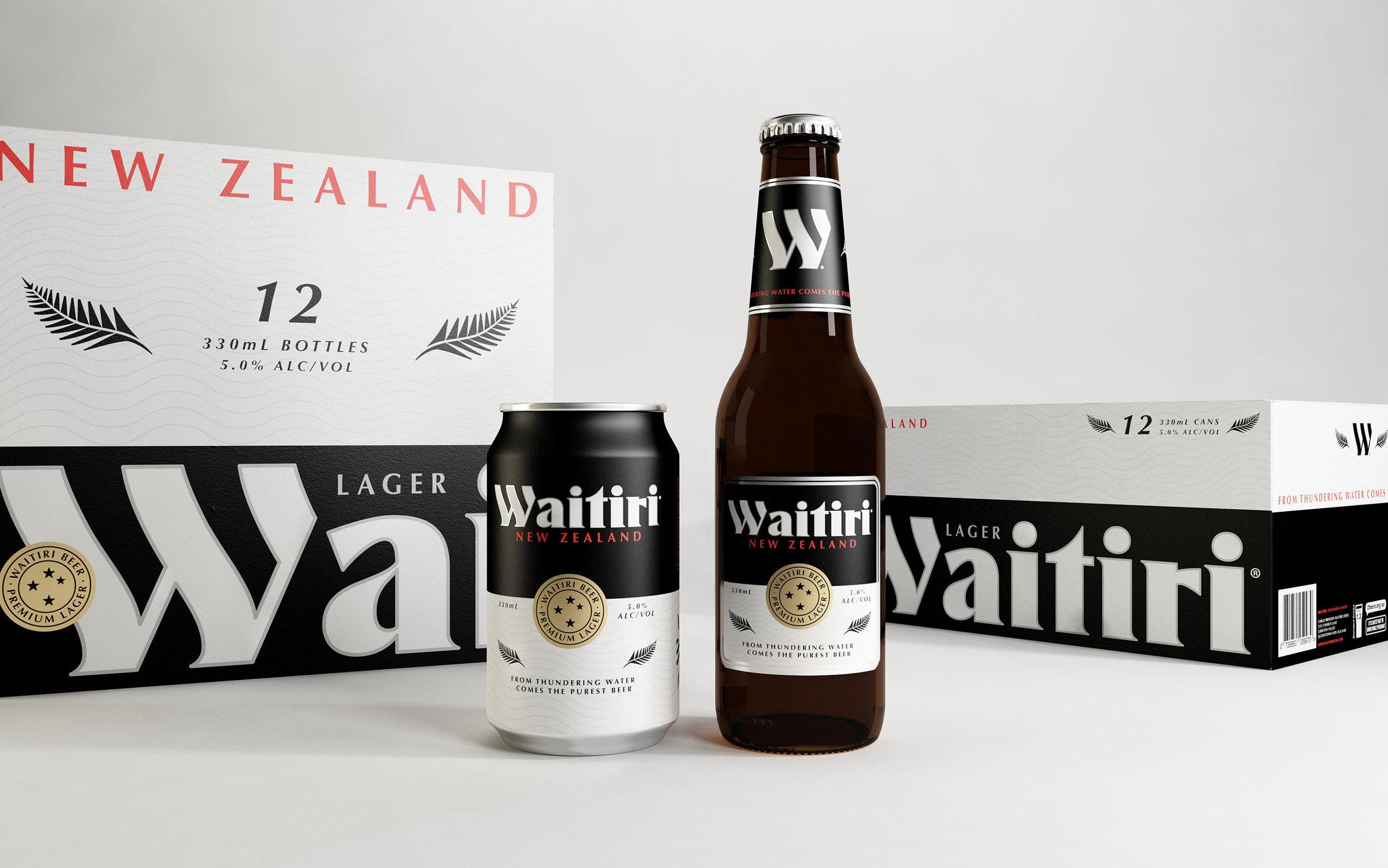Beer & Branding: Waitiri
