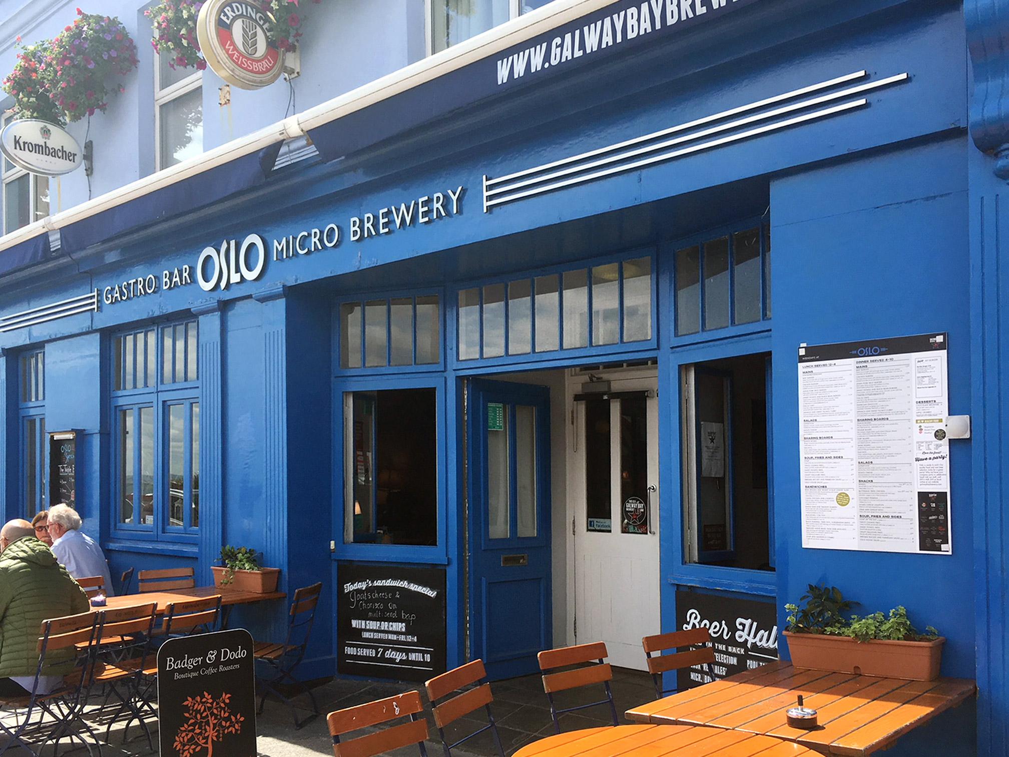 DETOUR: Galway, Ireland – Galway Bay Brewery