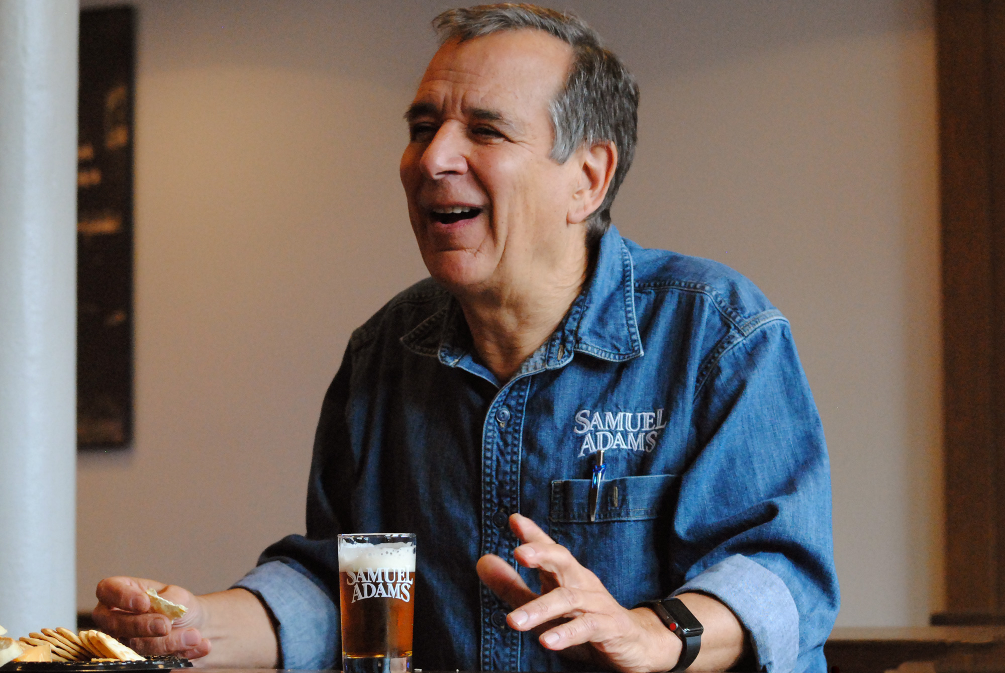Business Decisions with Jim Koch of Sam Adams